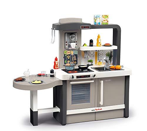 Smoby 312300 Tefal Evo Küche mitwachsende...