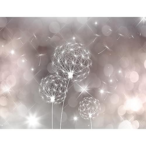 Fototapeten 396 x 280 cm Pusteblumen Abstrakt  ...