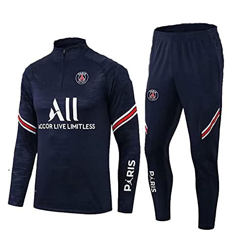 Paris Fußball Trainingsanzug, Fußballclub Herren...