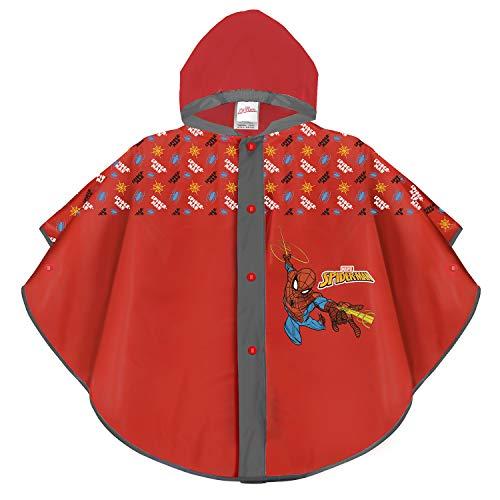 PERLETTI Marvel Spiderman Regencape Rot für...