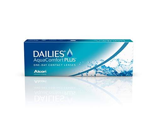 Dailies AquaComfort Plus Tageslinsen weich, 30...
