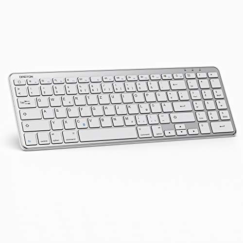 OMOTON Bluetooth Tastatur für iPad 10.2 (8....