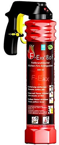 F-Exx 8.0 F - Der Feuerlöscher für Küche und...