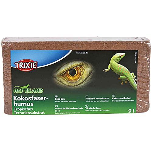 Trixie 76153 Kokosfaserhumus, Substrat, gepresst,...