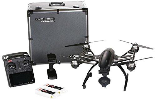 Yuneec Q500 4K Typhoon Set Quadcopter inkl....