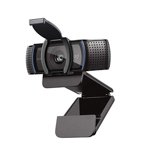 Logitech C920s HD PRO Webcam, Full-HD 1080p, 78°...