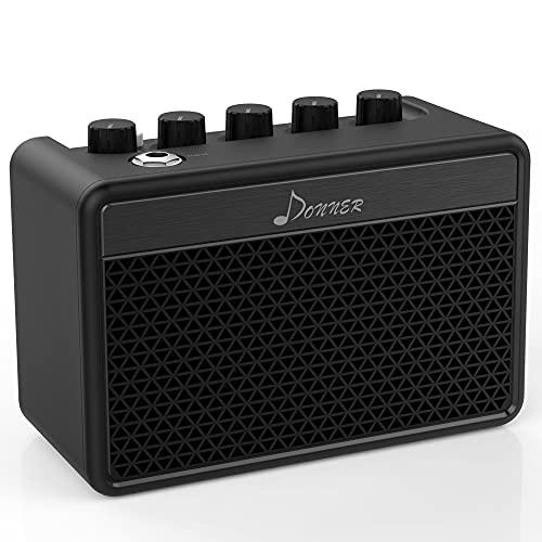 Donner 5W Electric Guitar Amplifier, Mini Gitarre...