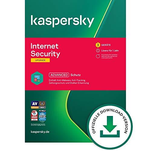 Kaspersky Internet Security 2021 Upgrade | 3...