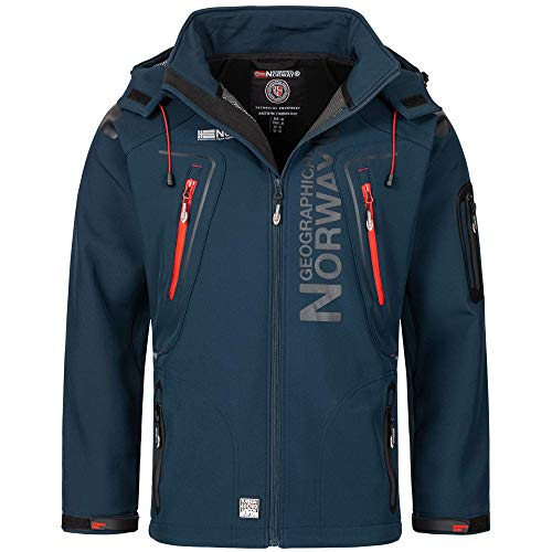 Geographical Norway Herren Softshell Funktions...