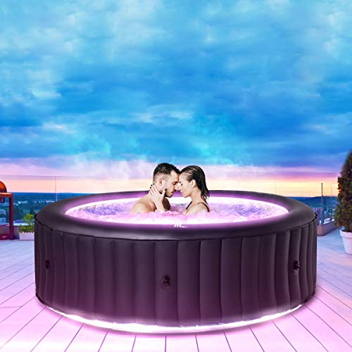 Miweba MSpa aufblasbarer Whirlpool Aurora U-AU06...