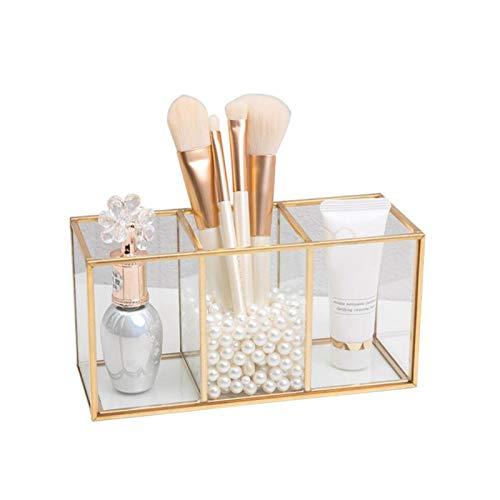 yubin 10 Stück Make-up Aufbewahrungsbox, Make-up...