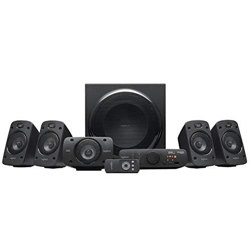 Logitech Z906 5.1 Sound System, Lautsprecher mit...