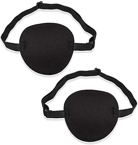 4 x elastische Augenklappen, einzelne...
