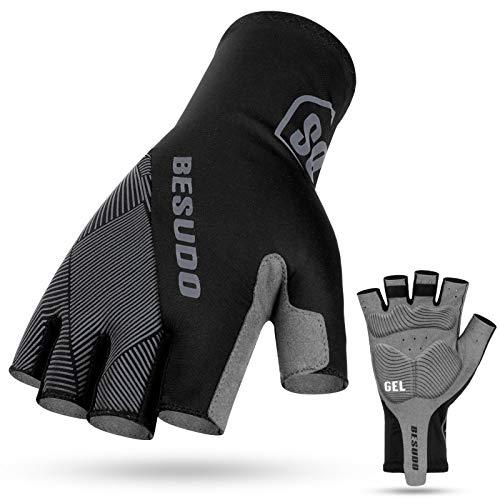 Besudo Fahrradhandschuhe, MTB Fahrrad Handschuhe...
