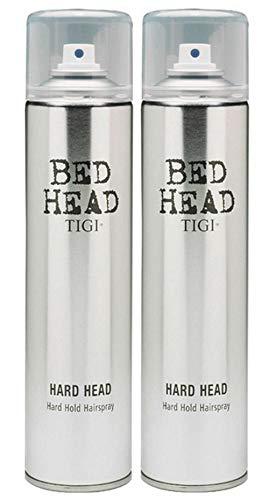 2er Set: TIGI Bed Head Extra Hard Haarspray 385 ml