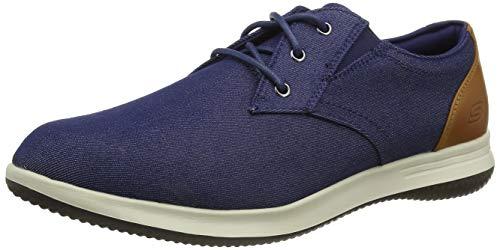 Skechers Herren Darlow Remego Sneaker, Denim...