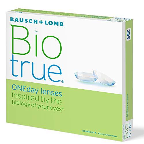 Bausch und Lomb Biotrue ONEday Tageslinsen,...