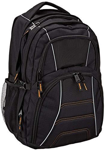Amazon Basics, Laptop-Rucksack mit gepolsterten...