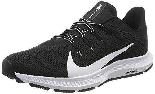Nike Herren Quest 2 Laufschuhe, Schwarz...