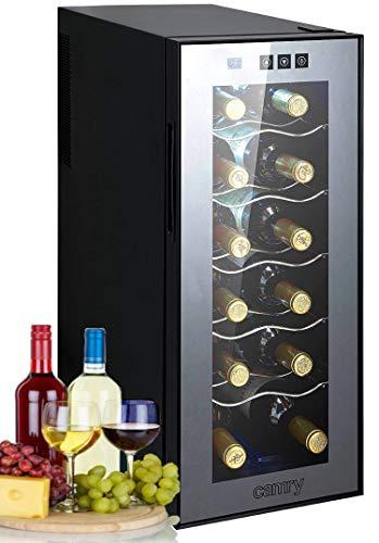 Weinkühlschrank 33 Liter 12 Flasche Weinkühler...