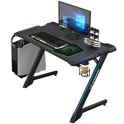 Ultradesk Space V2 - Gaming Tisch mit modernem...
