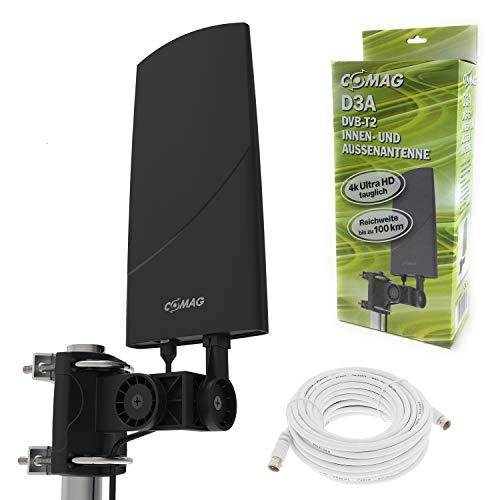 netshop 25 Digitale DVB-T2 Antenne Außenantenne...
