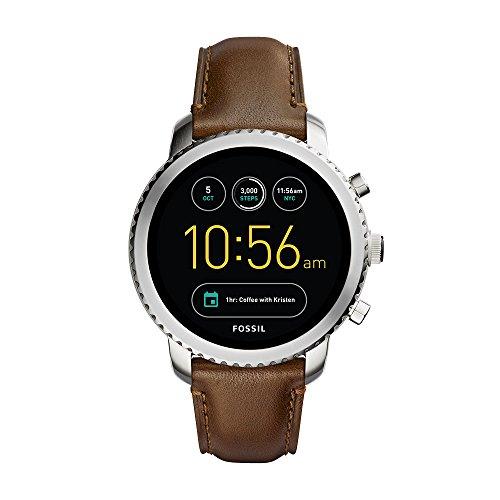 Fossil Herren-Armbanduhr Q Explorist Smartwatch...