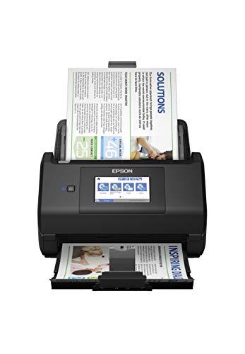 Epson WorkForce ES-580W Scanner, Dokumentenscanner...