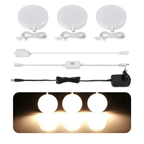 LE Schrankbeleuchtung, LED Unterbauleuchte Küche...