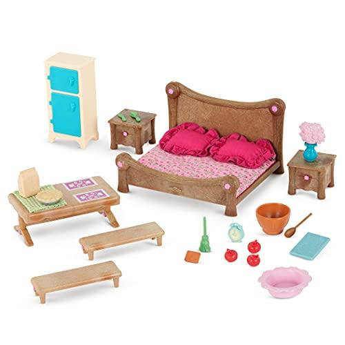 Li'l Woodzeez 26-teilig Schlafzimmer und...