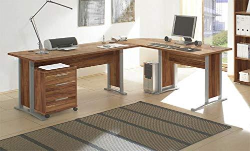 Stella Trading Office Line Eckschreibtisch,...
