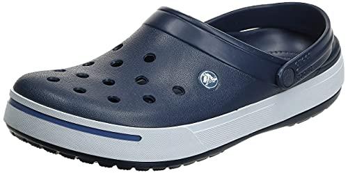 crocs Unisex-Erwachsene Crocband U Clogs, Blau...