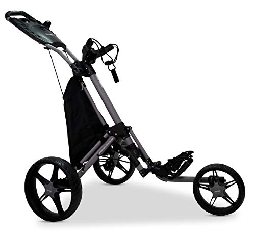 tour-made RT-140 V2 3-Rad Golf Push Trolley...
