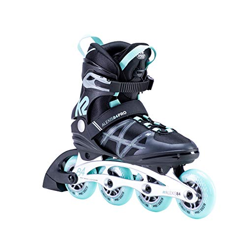 K2 Inline Skates ALEXIS 84 PRO Für Damen Mit K2...