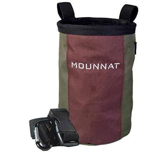 Mounnat Chalk Bag für Bouldern mit großer...