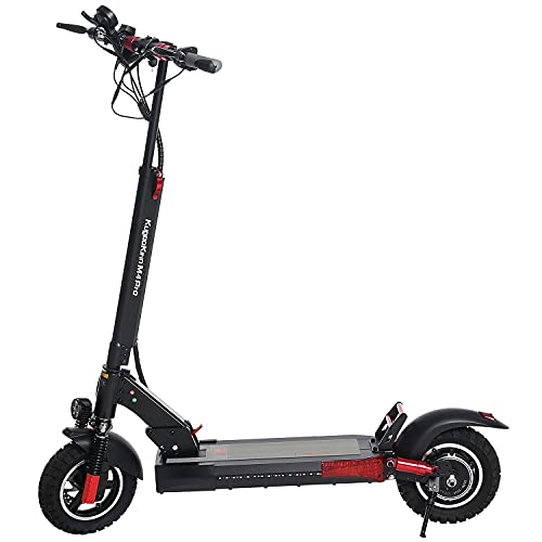E-Scooter, Faltbarer Elektroroller mit Sitz, 500W...