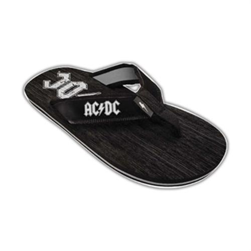 ACDC - M - Logo Black Herren Sandale