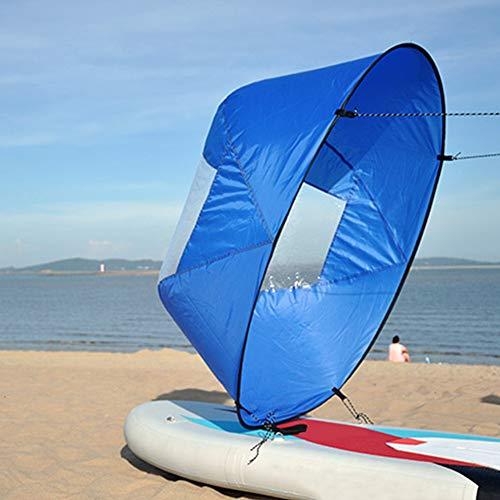 Faltbare Kajak Downwind Segel, Paddle Board Segel...