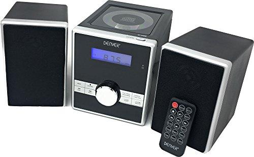 Denver MCA-230 Micro Soundsystem mit PLL-FM Radio,...