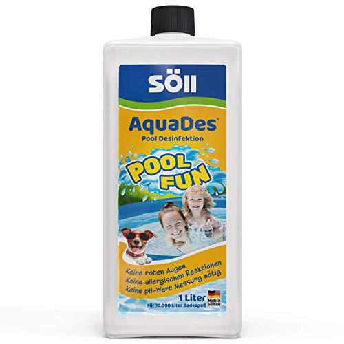 Söll 31430 AquaDes Pool-Desinfektion flüssig 1 l...
