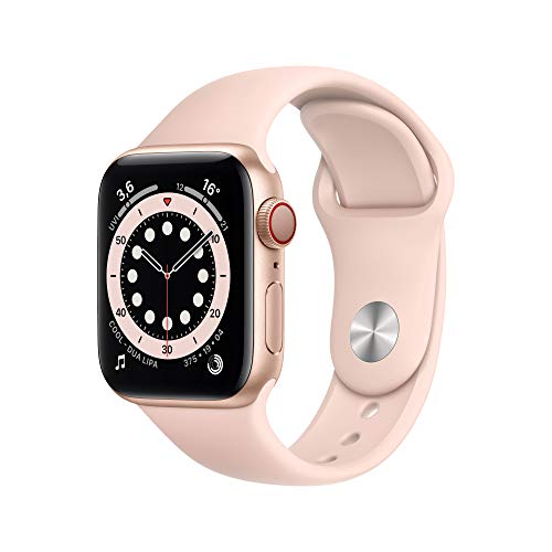 AppleWatch Series6 (GPS+ Cellular, 40mm)...