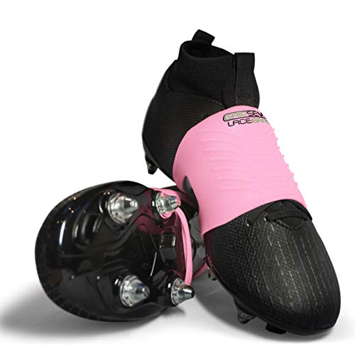 GRIP:SEVEN Unisex Grip Seven Baby Pink-Boot lace...