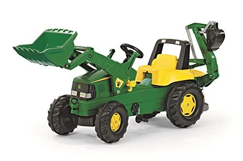 Rolly Toys Traktor / rollyJunior Trettraktor John...