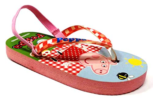 ARNETTA Peppa Pig E George Mädchen-Flip-Flops...