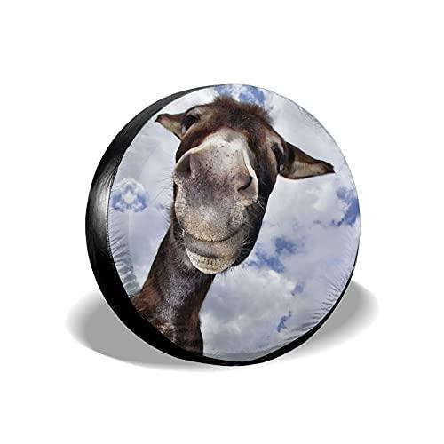 mengmeng Donkey With Fun Reserveradhüllen...