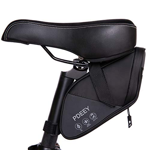 PDEEY Fahrrad Satteltasche, Bike Saddle...