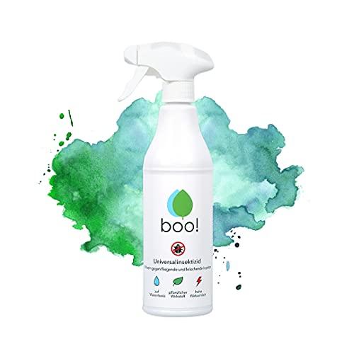 boo! Insektenspray - Insektenschutz als Spray...