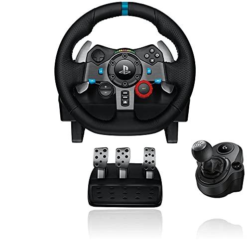 Logitech G29 Racing Lenkrad + Logitech Driving...