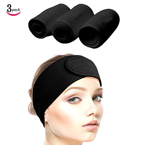 Queta Haarband für Make Up, Kosmetik Stirnband...