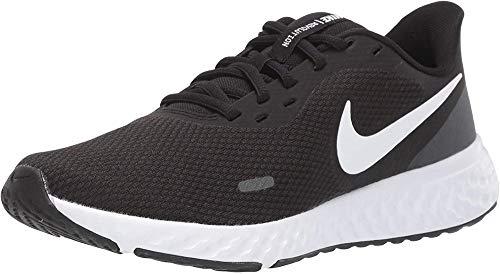 Nike Damen Revolution 5 Laufschuhe, Black White...